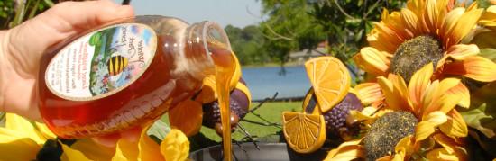 honey-pour