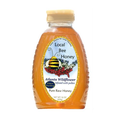 local bee honey Atlanta 500