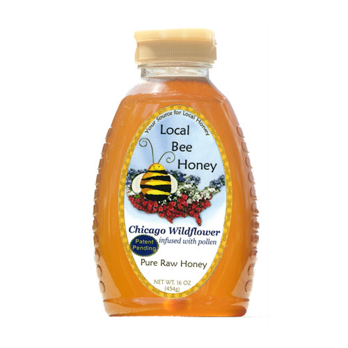 local bee honey Chicago 500