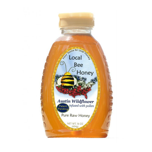 local bee honey Austin